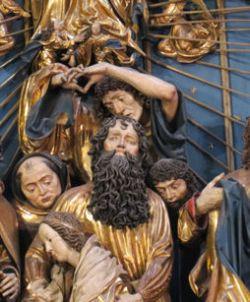 Veit Stoss, Saint Matthias