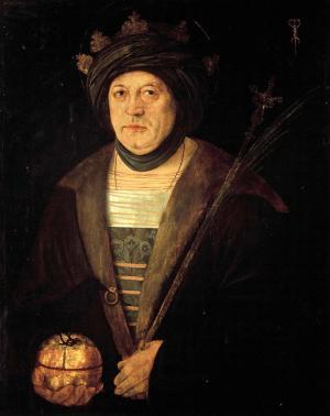 Jacopo de' Barbari, St. Oswald of Northumbria