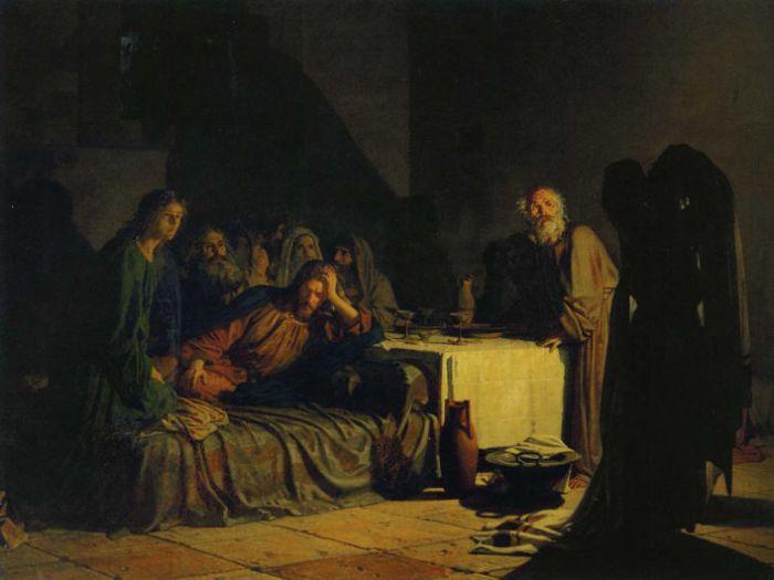 Nikolai Ge, The Last Supper