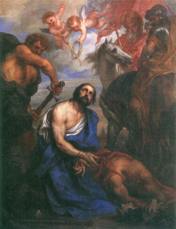 Jan Boeckhorst, Martyrdom of St. James the Greater