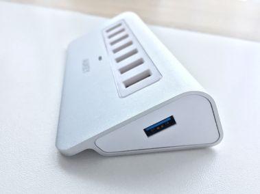 image article Test Aukey hub USB 4