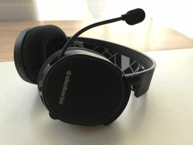 image article Test Steelseries Arctis 3 Bluetooth 4