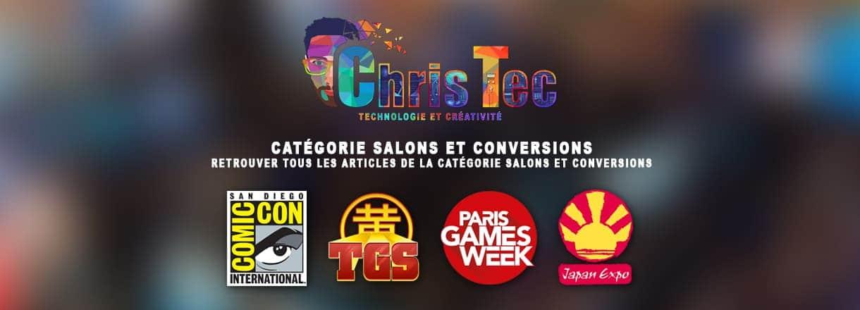 Salons et Conventions