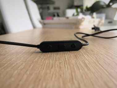 Image test des écouteurs bluetooth aukey sport 6