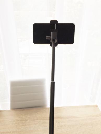 image Test de la perche à selfie Bluetooth avec trépied et télécommande d'Aukey 9