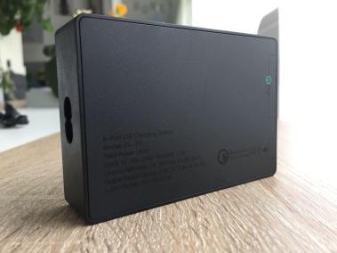image Test du chargeur de voyage Aukey quick charge 6 ports USB 3,0 60W 6