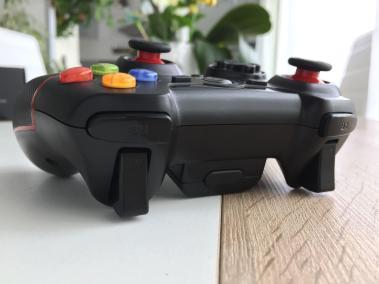 image Test de la manette sans fil pour PS3 et PC de EasySMX modèle ESM-9013 5