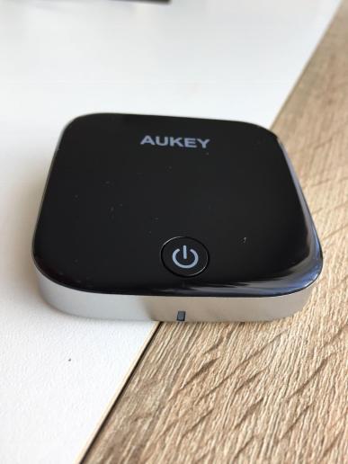image test du transmetteur, émetteur et récepteur Bluetooth de Aukey 4