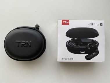 image Test des écouteurs TRN BA8 16BA et adaptateur Bluetooth TRN BT20S PRO 25