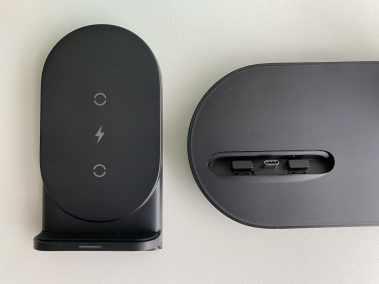 image Test de la station de charge sans fil 3 en 1 Aukey, Iphone, Watch, AirPods 6