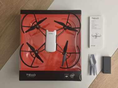 image du drone DJI Ryze Tello 3