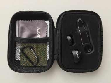 image Test du kit de lentille Aukey 3 en 1 pour smartphone 2
