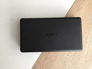 image Test de la batterie externe 26500mAh Aukey 4