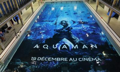 image À l'occasion de la sortie du film AQUAMAN  8