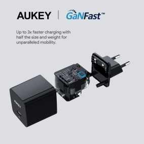 Chargeur mural AUKEY PA-Y19 27W