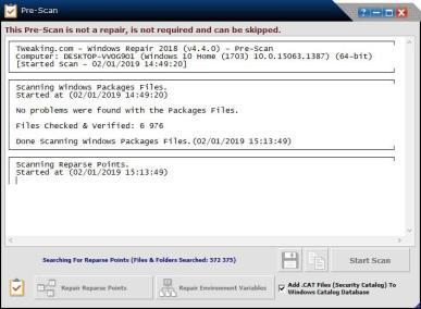 image Tutorielle pour réparer Windows avec le logiciel (Windows repair) 5