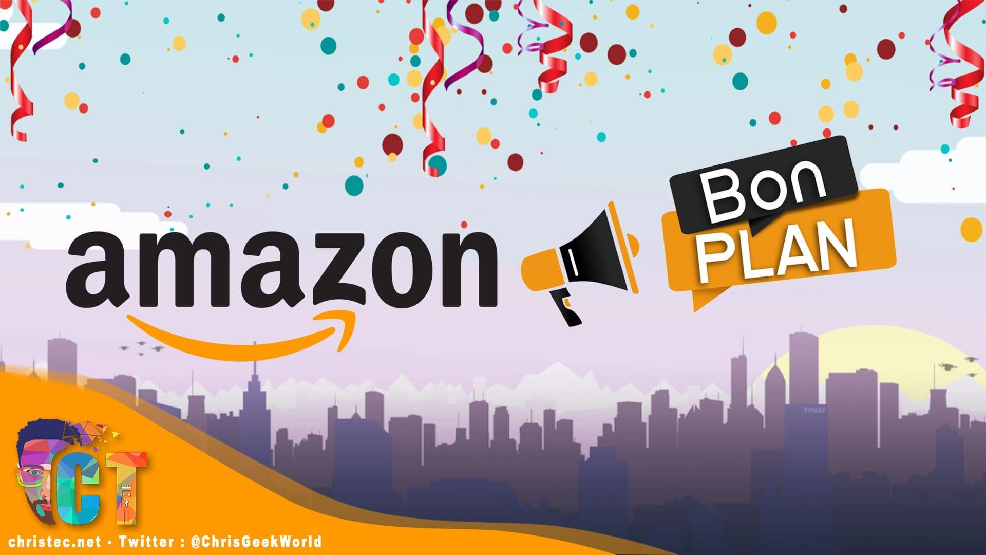 1c48073ccb53e Bons Plans Amazon fait des economi sur ChrisTec