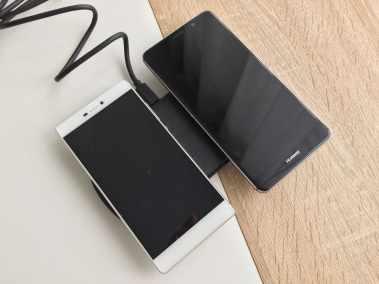 image Test du chargeur sans fil double de CHOETECH pour smartphones 5