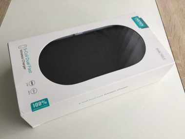 image Test du chargeur sans fil double de CHOETECH pour smartphones 6