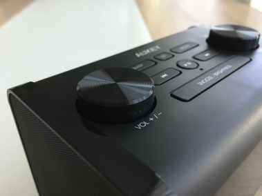 image Test du radioréveil Aukey avec enceinte Bluetooth et minuterie de sommeil 7