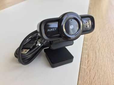 Test de la Webcam 1080p Aukey avec mise au point automatique et réduction du bruit ambiant 3