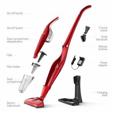 image Bons Plans (1) Brosse à dents électrique, aspirateur sans fil et chargeur sans fil 5