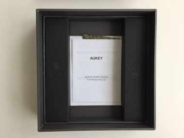 image Test des écouteurs true wireless Key Series de Aukey 4