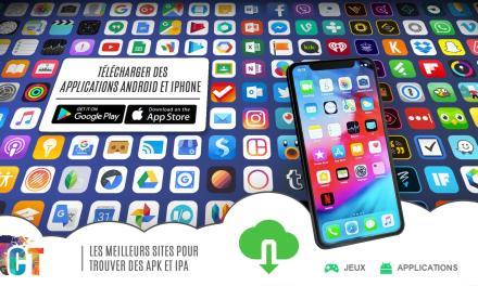 Le top des sites pour télécharger des APP Android et iPhone gratuitement (APK et IPA)
