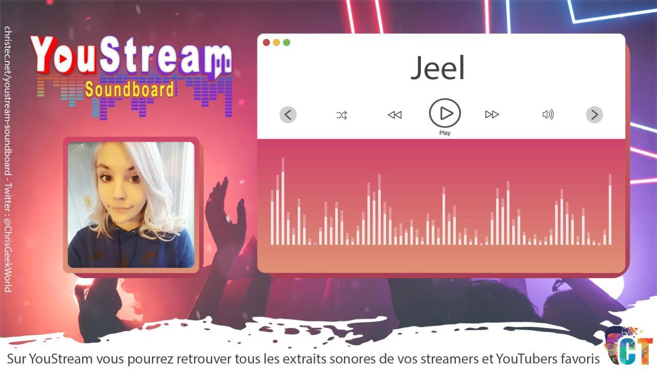 YouStream Jeel
