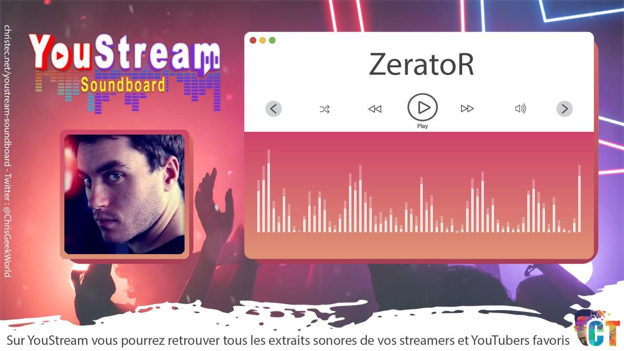 YouStream ZeratoR