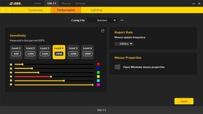 image Test de la souris gamer Aukey, 5000 DPI, RGB 16,8 Millions de Couleur, 6 Boutons programmables. 18