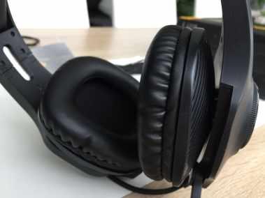 image Test du casque gaming EasySMX avec micro, Son Surround 7.1 et Led RGB pour PC, PS4... 7
