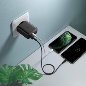 image Test du chargeur secteur USB 30W USB C avec Dynamic Detect de Aukey 8