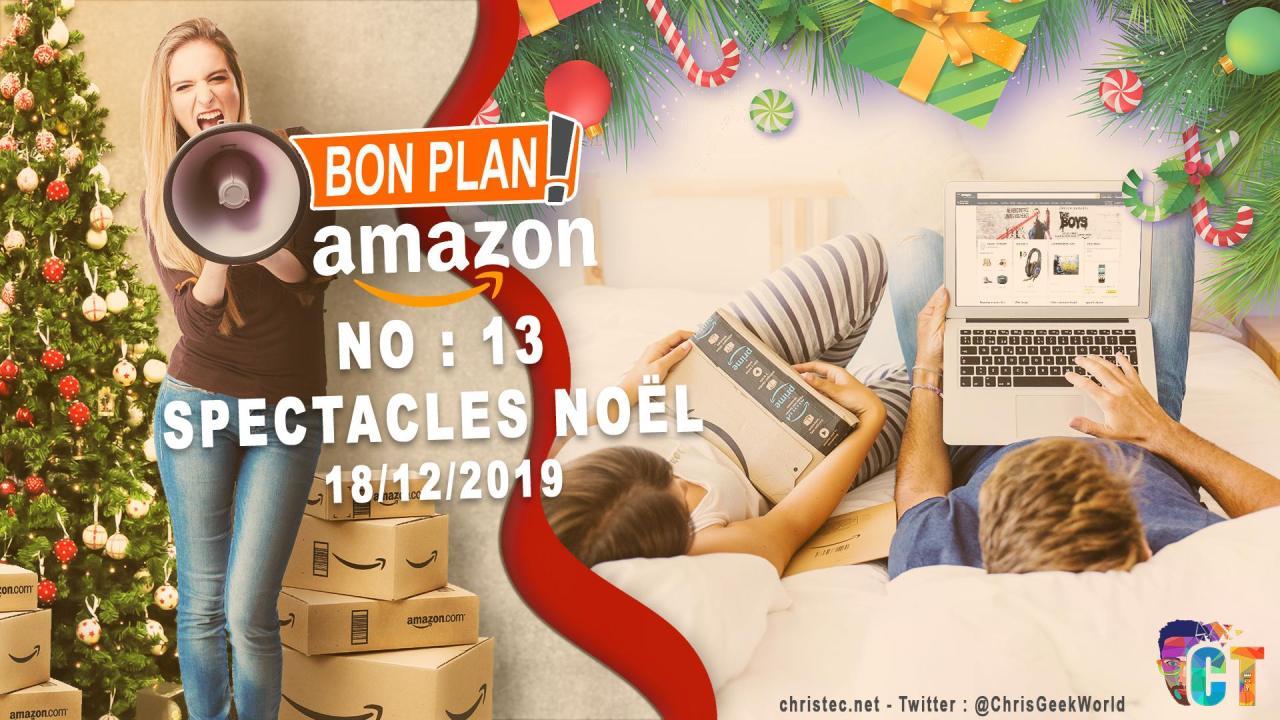 Bons Plans cadeaux de Noël sur Amazon (13) 18 / 12 / 2019