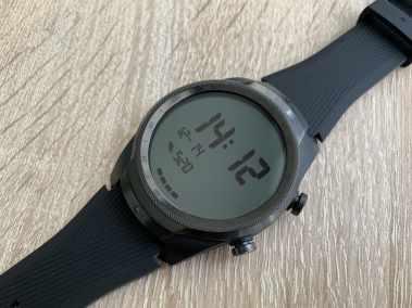 image Test de la montre connectée Ticwatch Pro 4GLTE de Mobvoi 9