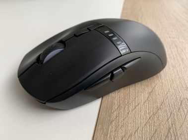 image Test de la souris gamer sans fil Elite Knight de Aukey 6