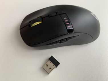 image Test de la souris gamer sans fil Elite Knight de Aukey 10