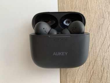image Test des écouteurs bluetooth sans fil Aukey à réduction active du bruit 15