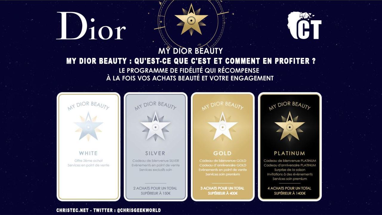 image en-tête My Dior Beauty : qu'est-ce que c'est et comment en profiter ?