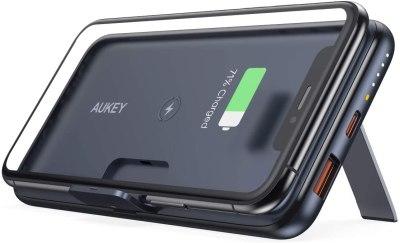 image Test de la batterie externe Aukey PB-WL02 10000mAh avec chargeur sans fil 8