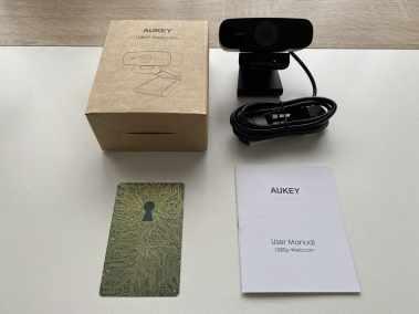 image Test de la webcam 1080p Aukey PC-W3 avec réduction de bruit stéréo 3