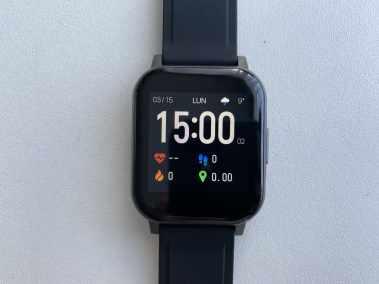 image Test de la montre connectée homme et femmes Aukey LS02 6
