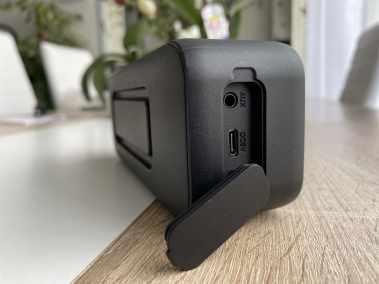 image Test de l'enceinte Bluetooth Aukey SK-A2 portable et étanche 7