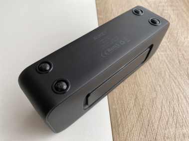 image Test de l'enceinte Bluetooth Aukey SK-A2 portable et étanche 11