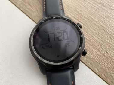 image Test de la Ticwatch Pro 3 GPS : La montre connectée avec 2 écrans 18