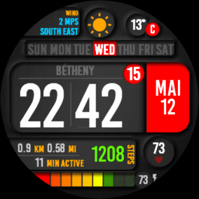 image Test de la Ticwatch Pro 3 GPS : La montre connectée avec 2 écrans 36