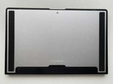 image Test de la tablette graphique avec écran Huion kamvas 13 7