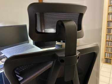 image Test d'une des meilleures chaises de bureau ergonomique de MFavour 08