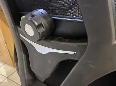 image Test d'une des meilleures chaises de bureau ergonomique de MFavour 12