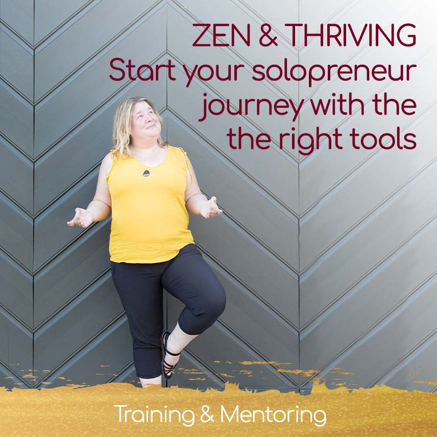 Christel Mesey Coaching for solopreneurs